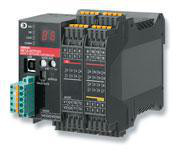 Sikkerhed netværk kontroller, 40xPNP indgange, 8xPNP udgange, 8xtest udgange NE1A-SCPU02 VER2.0 231689