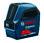 Blue Bosch GLL 2-10 Professional cross line laser 0601063L00 miniature