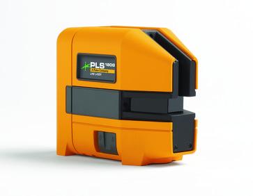 Fluke PLS 180G Z, Cross Line Green Laser Bare Tool 5017287
