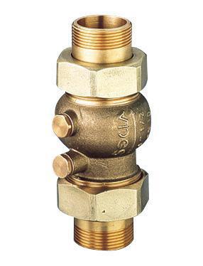 Kontraventil socla 223D for brandskabe nippel/nippel 3/4 149B022573