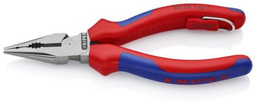 Knipex spids kombinationstang 145 mm, 08 22 145 T 08 22 145 T