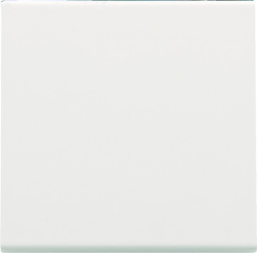 Tangent til smart betjeningstryk, white coated 154-31002