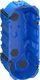 LK FUGA Air forfradåse 2½ modul, blå 49mm 1017059409