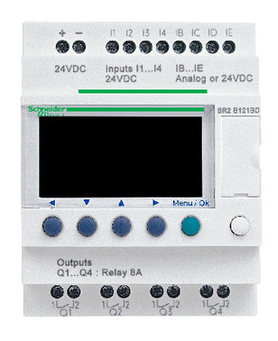 Zelio SR2 startpakke 12 i/u 230AC SR2PACKFU