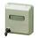 CEE stikdåse påbygning 5 polet 16A 400V IP4 4175 4175 miniature