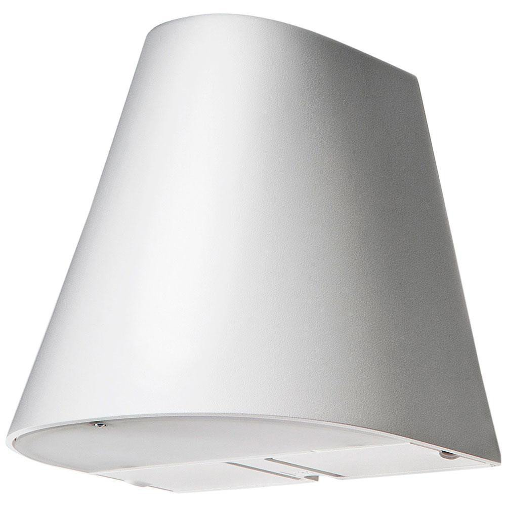 Spike Mat-Hvid 12,5W 1100 LED 3000K m/Skumring