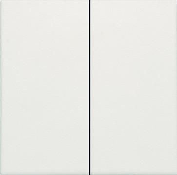Tangent til smart 2-tryk, white 101-31004