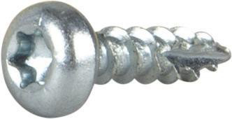 Wood Screw Full Thread Pan Head 127103