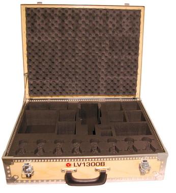 Opbevaringskuffert LV1300B t/ V1300-systemet 5250-004000