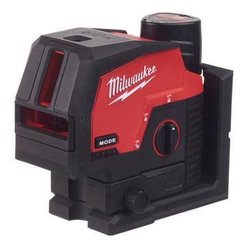 Milwaukee Crossline Laser M12 Cllp-301C 4933478100