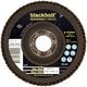 Blackbolt lamelskive skrå 125X22,23 ZA60 stål/INOX 4395279095