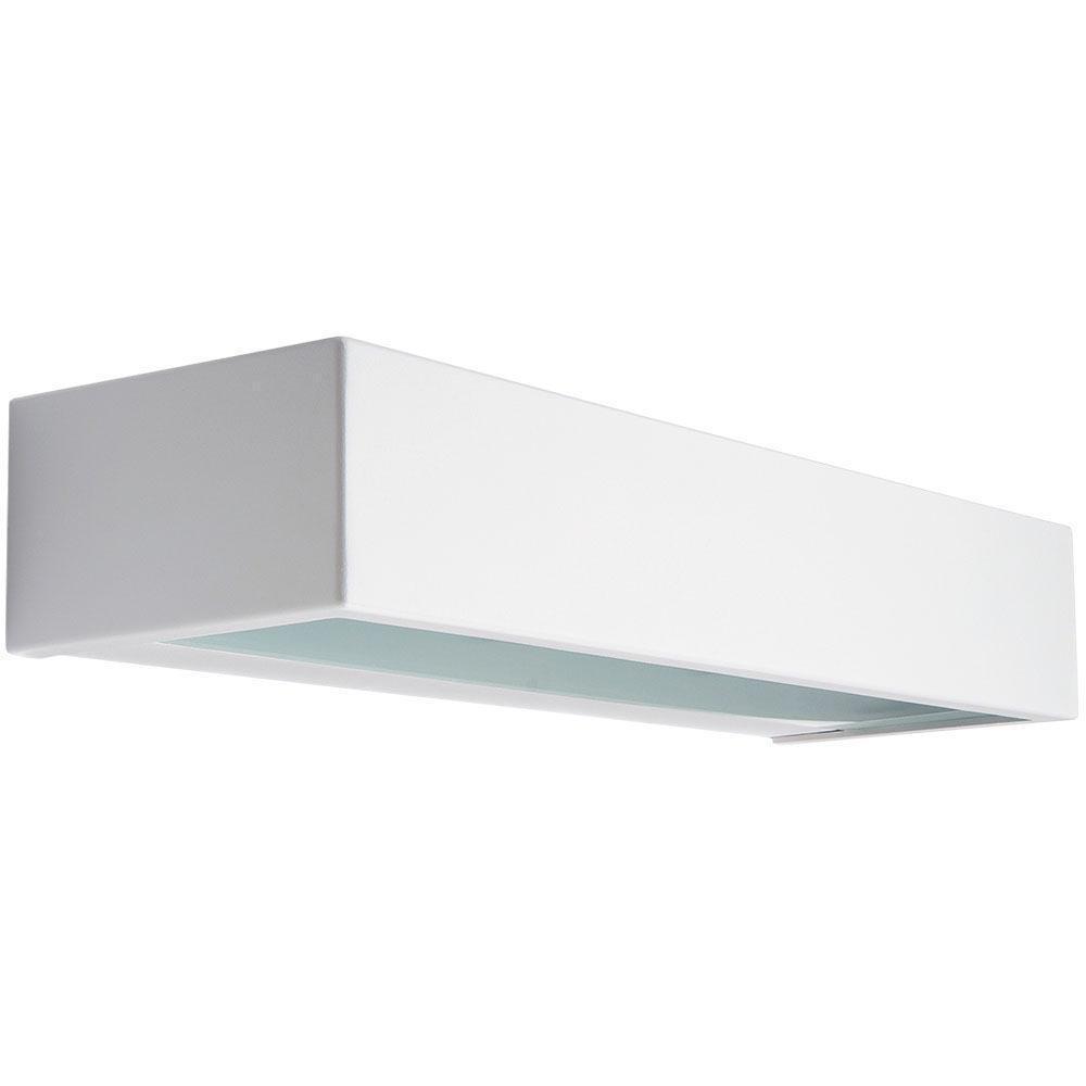 Edge Direct Mat-Hvid 10W LED 2700K
