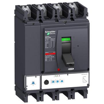 Maksimalafbryder NSX630F+Mic2.3/630 4P LV432877