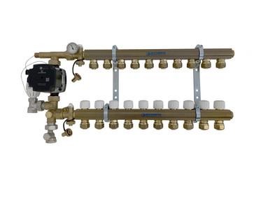 Pettinaroli kvikshunt med UPM3 20 pex 10 kredse SK20UPM3-10