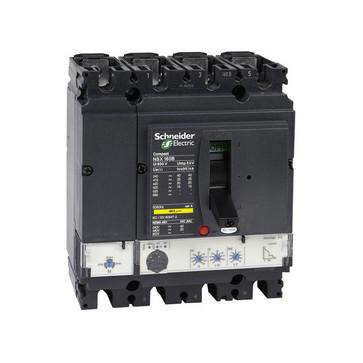 Maksimalafbryder NSX160B+Mic2.2/160 4P LV430750
