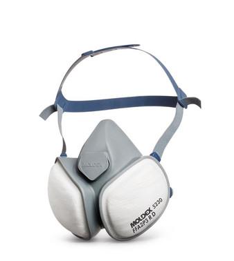 Moldex halvmaske 5230 01 A2P3 R D Compact Mask 523001