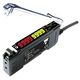 Fotofiberforstærker 10 x 80 x 33mm rødt lys PNP NO/NC IP40 12-24VDC plast 7824839599