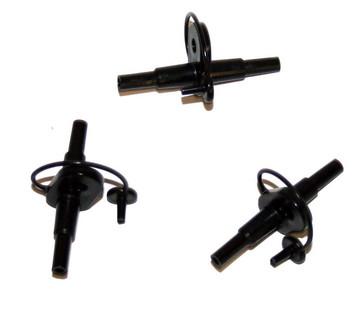 Measuring spigot for ventilation ducts 5706445610273