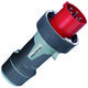 CEE stikprop 5 polet 125A 400V 6H IP67 1515134091