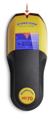 Zircon HD70 Lægte og stålregel søger 4218667203009