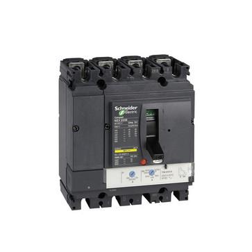 Maksimalafbryder NSX250B+TM200D 4P4D LV431131