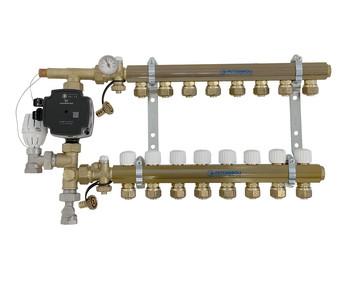 Pettinaroli kvikshunt med UPM3 20 pex 8 kredse SK20UPM3-08