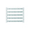 Mærkeark 5-FW 47346 med 1- 50 i ark á 50 styk 0473460001 miniature