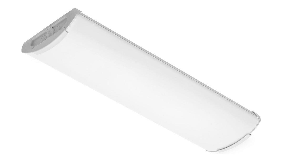 Plast H 1350lm 17W 3000K Fix IP44 596mm Opal