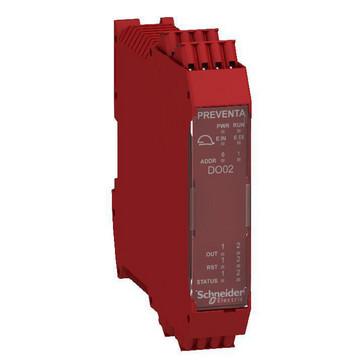 XPSMCM udvidelsesmodul 2x2 SDO XPSMCMDO0002