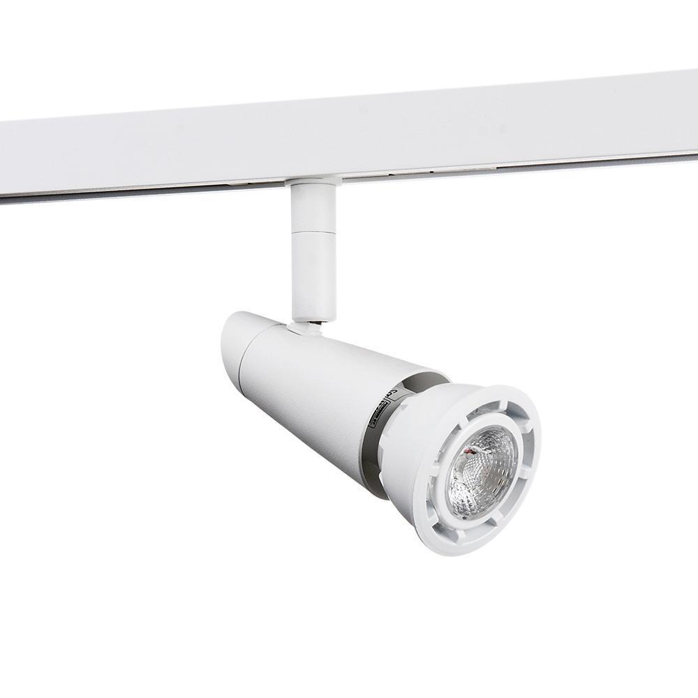 Zip Spot Mat-Hvid 6W LED 2700K