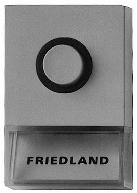 Ringetryk hvid blisterpakke D723W 3040724