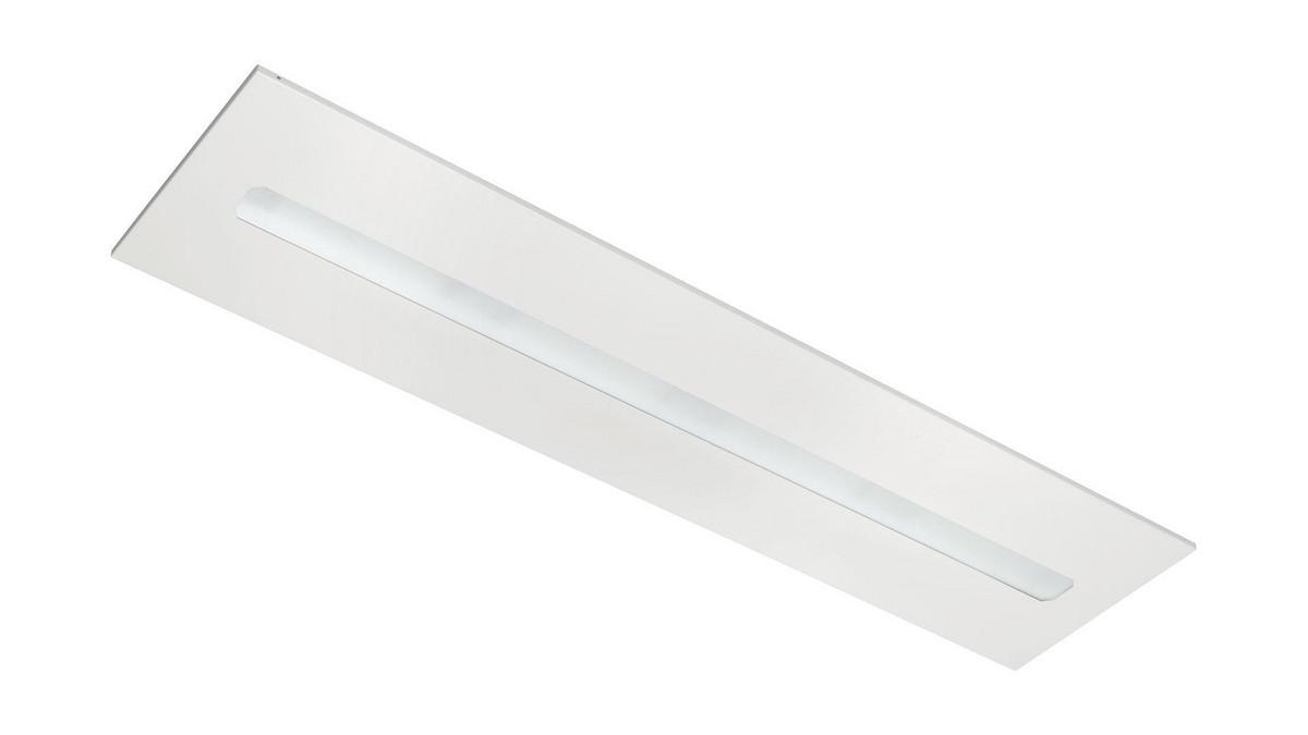 Freyn II OMS 4250lm/31W/840 LED Dali 1195x295 indbyg mikroprismatisk hvid