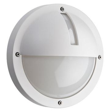 Uno Mat-Hvid 12,5W 1100 LED 3000K Sensor
