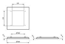 Philips CoreLine Påbyg Interact Ready SM134V LED 3700lm/840 60x60 NOC/UGR>19