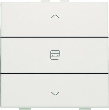 Motortryk enkelt, white, NHC 101-51033