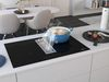 Counter top mounted