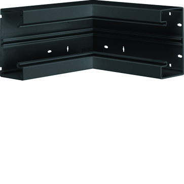 Indvendig hjørne plast for BR65130 RAL 9011 BR6513049011
