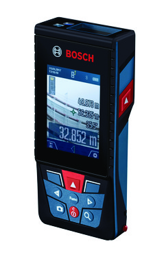 Blue Bosch GLM 120 C Professional 0601072F00