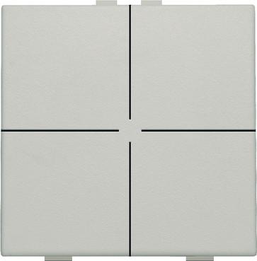 4-tryk, light grey, NHC 102-51004