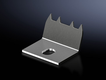 Beslag DIN skinne KX -10mm 2309100
