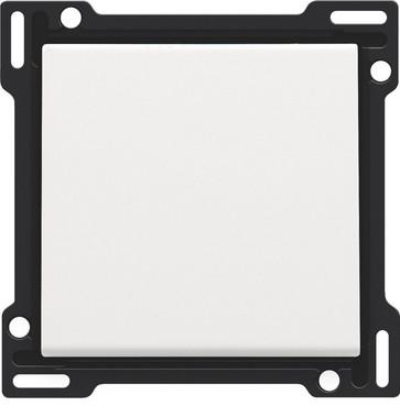 Tangent, enkelt, hvid coated 154-61105