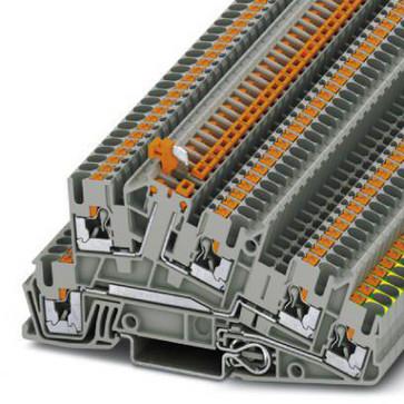 Installationsjordklemme PTI 2,5-PE/L/LTB 3213957