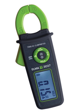 Elma 3037 True RMS AC mini clamp meter 5706445900046