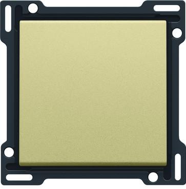 Tangent, enkelt, gold coated 221-61105