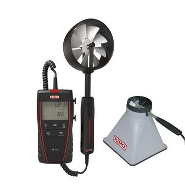 Kimo LV110 Rotating Vane Anemometer Kit 5706445791378