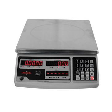 Tællevægt 15 kg / inddeling 0,5 g med LED display 18561230