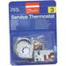 Service thermostats