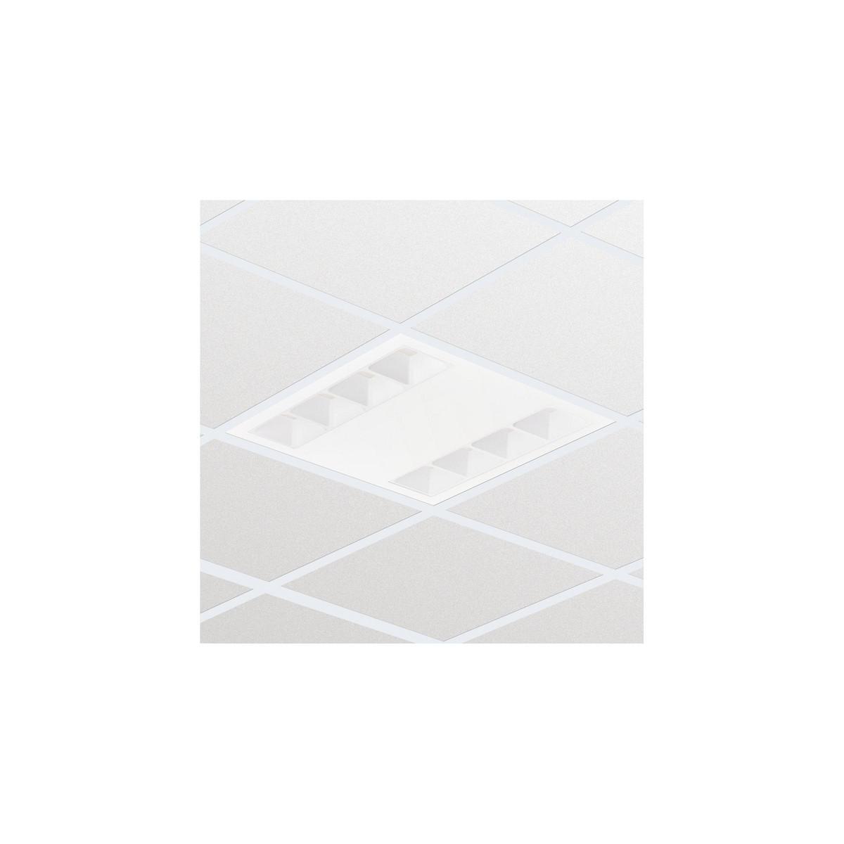 Philips PowerBalance Indbyg RC360B LED 3400lm/930 DALI 60x60 Synlig T-skinne