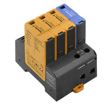 Transientbeskyttelse VPU AC I 3+1 300/12.5 LCF 2636910000