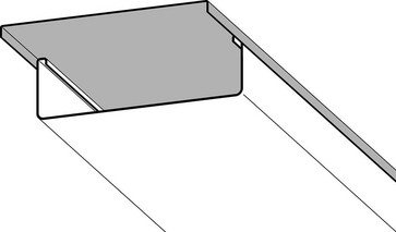 Låg Z4 400mm (L=2M) 460Z4